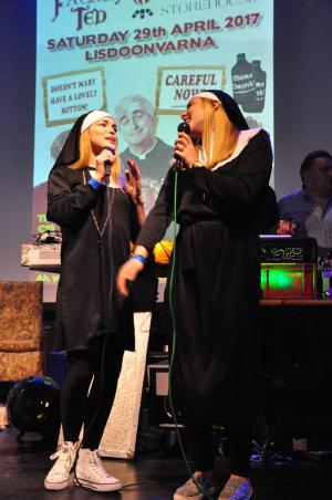 Father Ted Festival at Burren Storehouse