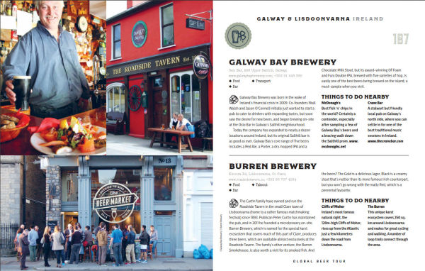 Lonely Planet Global Brewery Tour