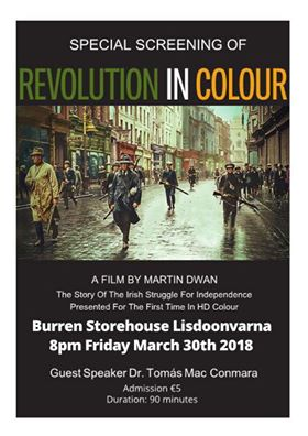 Burren Storehouse Revolution in Colour